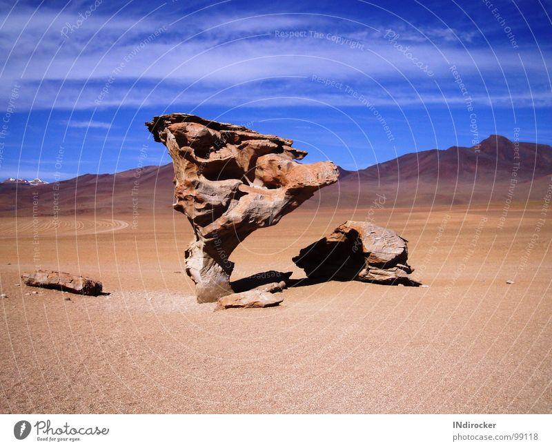 Altiplano, Bolivia schön Ferne Unendlichkeit Sehnsucht Südamerika Farbenspiel Bolivien