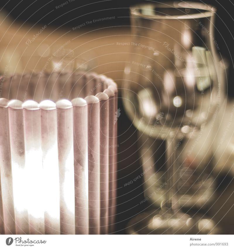 AST7 Pott | füllt die Gläser! Ernährung Abendessen Getränk Wein Glas Kerzenständer Teelichtständer Dekoration & Verzierung Feste & Feiern leuchten trinken
