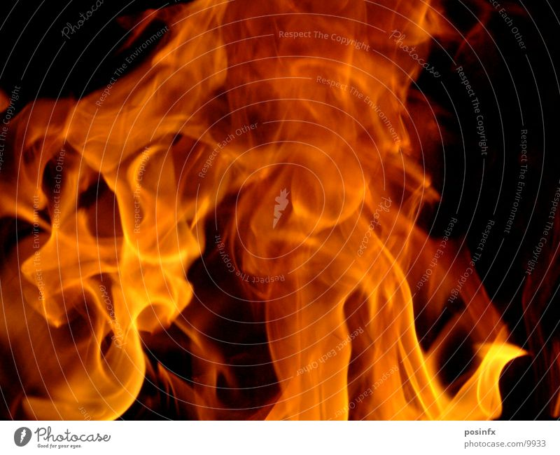 fire_01 Brand Flamme