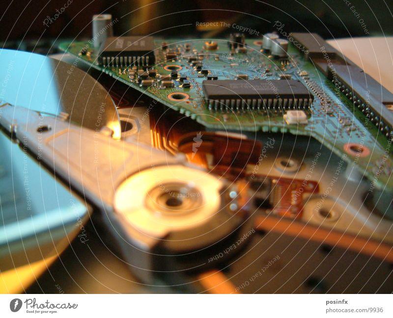 EX-HD Elektrisches Gerät Technik & Technologie Computer Festplatte Dachboden