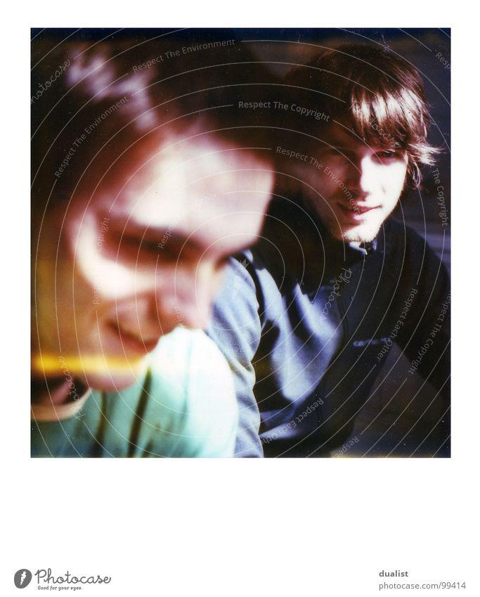 lars Freude Filmmaterial Tiefenschärfe Polaroid