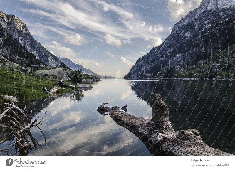 Himmel Natur blau schön grün Farbe Wasser Sonne Baum Wald Umwelt natürlich Felsen Trinkwasser Aussicht Europa