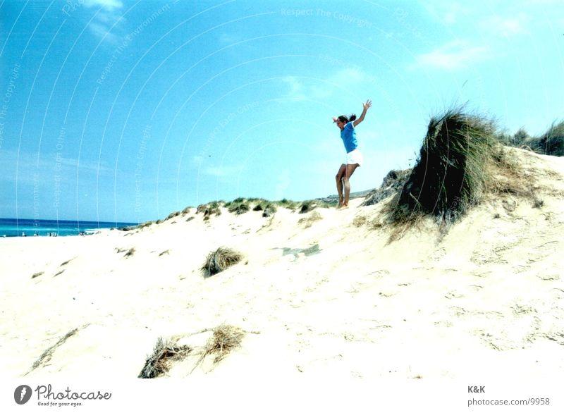 Sprung! Meer Strand Ferien & Urlaub & Reisen Mallorca