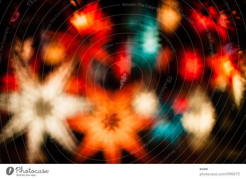 Lokales Sternbild Weihnachten & Advent Gefühle Beleuchtung Stil Hintergrundbild Lifestyle Feste & Feiern außergewöhnlich Party Stimmung Design leuchten